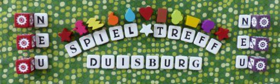 Herzlich willkommen beim Spieletreff Duisburg