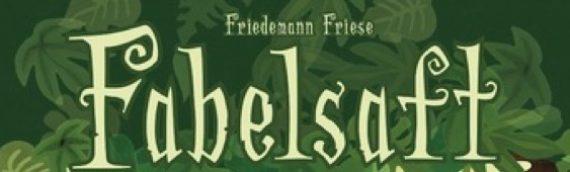 Spieleabend: Fabelsaft – Mittwoch 9. November
