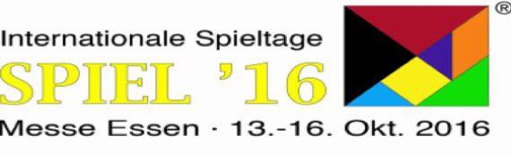 Spielemesse 2016 Essen