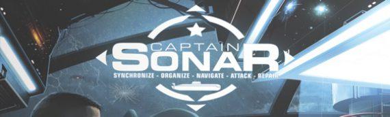 Spieleabend: Captain Sonar – Mittwoch 23. November