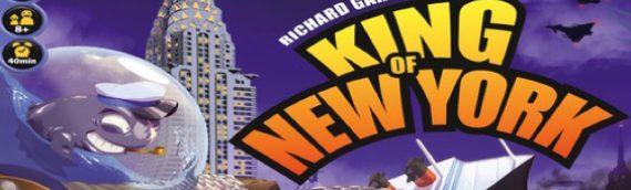 Spieleabend: King of New York – Mittwoch 15. Februar