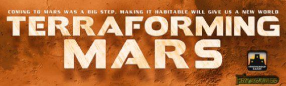 Spielenachmittag: Terraforming Mars – Sonntag 5. März