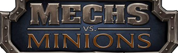 Spielenachmittag bei Alex: Mechs vs. Minions – 23. April