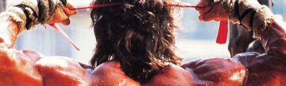Gott vergibt, Rambo nie!