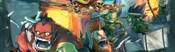 Spielenachmittage im September: Legenden von Andor, Arcadia Quest, Marco Polo, Kohle