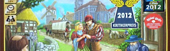 Spielenachmittage im Dezember: Village, Legenden von Andor