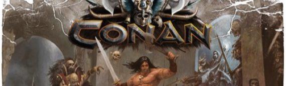 Spieleabend: Conan – Mittwoch 8. März