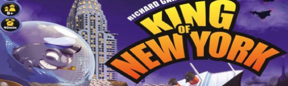 Spieleabend: King of New York – Mittwoch 15. Februar