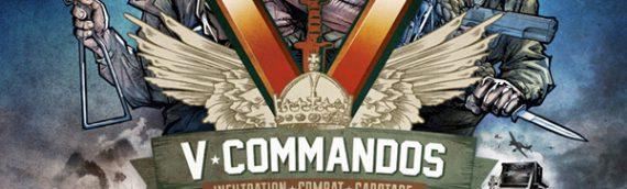 Spielenachmittag: V-Commandos – So 28. Mai